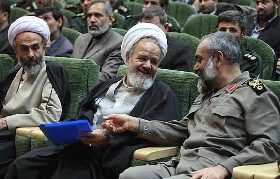 سعیدی: آمریکا در پی براندازی نرم در ایران همچون انقلاب شوروی است