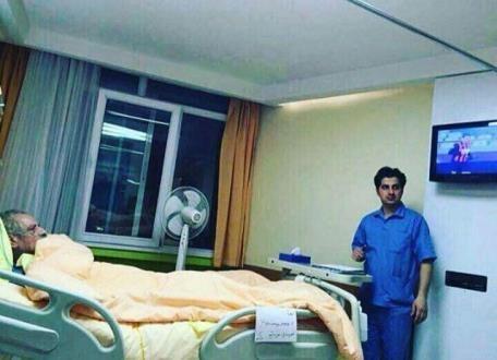 شروع دور جدید درمان های منصور پورحیدری