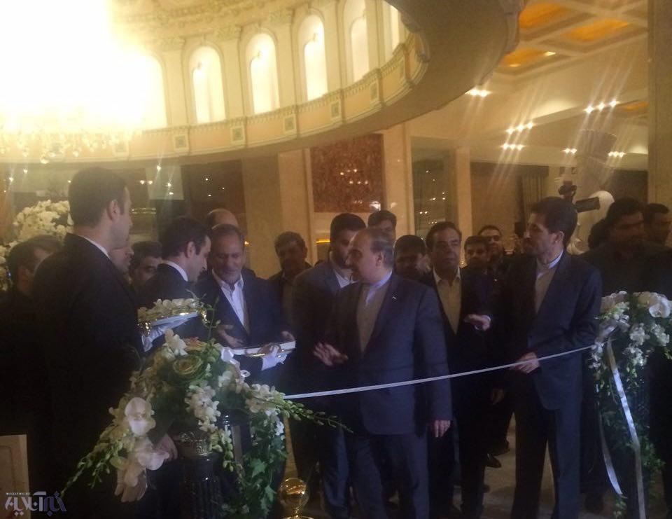 افتتاح بزرگترین هتل ایران با حضور جهانگیری، سلطانیفر و هاشمی