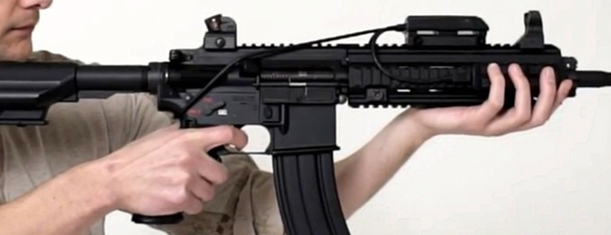 قطعاً شما گیمرها، عاشق این تفنگ خواهید شد