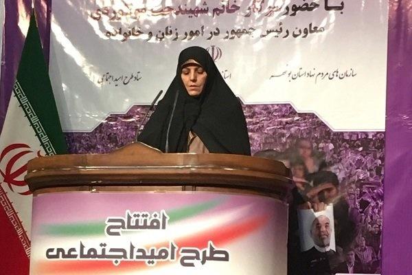 مولا وردی در بوشهر: بی توجهی به جوانان کشور را چالش بزرگی میکشاند