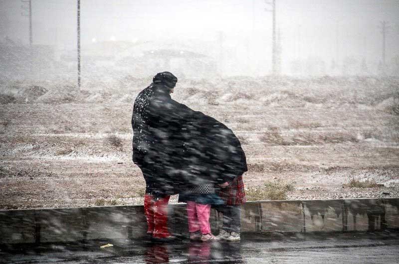 مدارس ۹ استان روز سهشنبه هم به دلیل برف و سرما تعطیل است