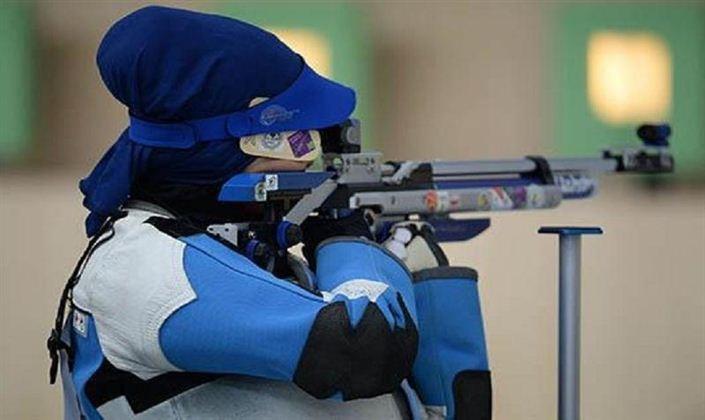 افتخارآفرینی بانوی تیرانداز قزوینی در مسابقات آزاد تیراندازی کشور