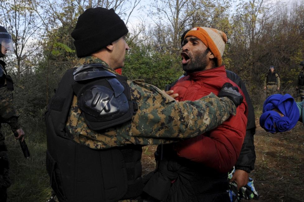 مقدونیه,آوارگان جنگی