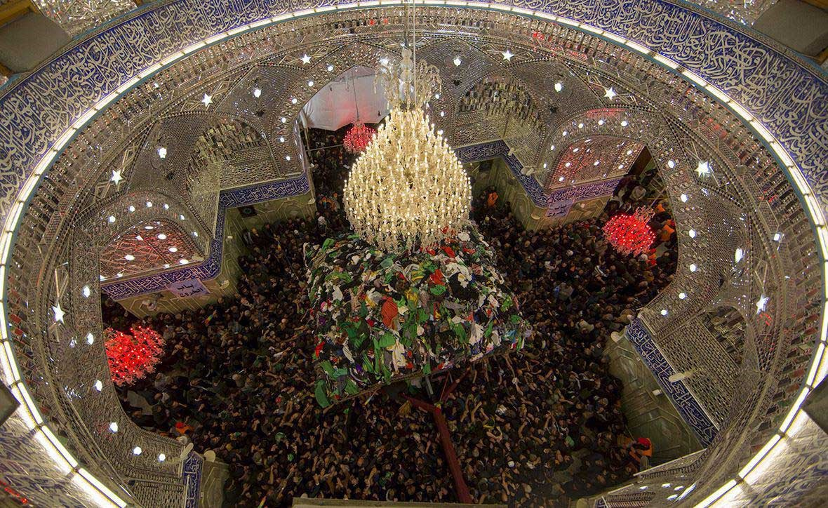 عکس حضرت عباس