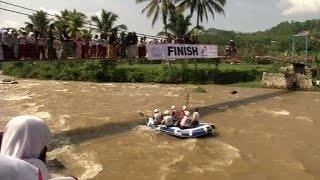 برگزاری مسابقات رفتینگ قهرمانی جهان در اندونزی