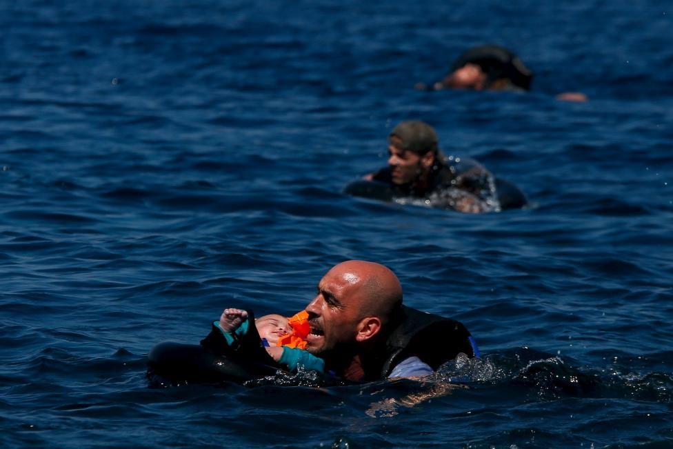 آوارگان جنگی,خاورمیانه