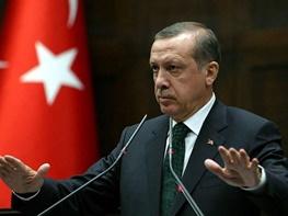 رجب طیب اردوغان,داعش