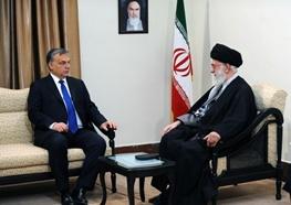 مجارستان,آیتالله خامنهای رهبر معظم انقلاب