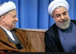 توافق هسته ای ایران و پنج بعلاوه یک برجام ,حسن روحانی,اکبر هاشمی رفسنجانی