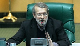 مجلس نهم,ایران و آمریکا,علی لاریجانی