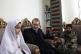 علی لاریجانی,هیات رئیسه مجلس شورای اسلامی,مجلس نهم,سوریه
