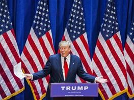 دونالد ترامپ,انتخابات آمریکا