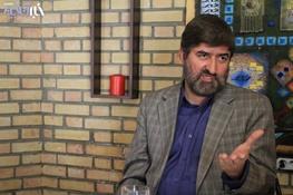 علی مطهری,دانشجو