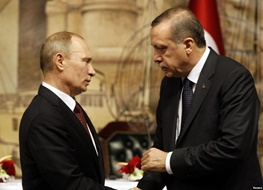 روسیه,ترکیه