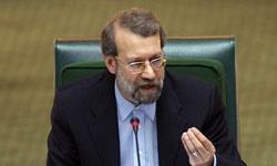 لایحه بودجه,علی لاریجانی
