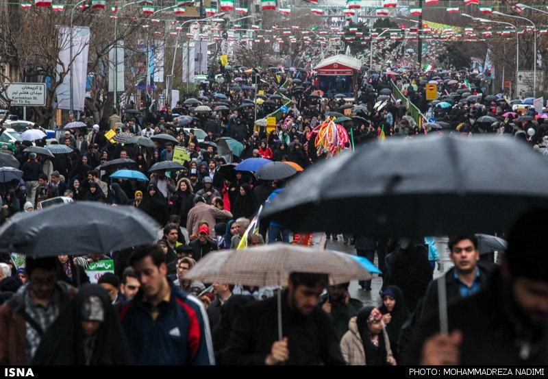 سخنان مراجع و علما در راهپیمایی 22 بهمن