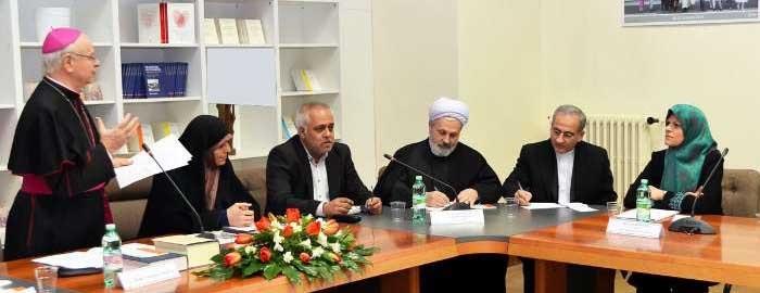 همکاری ایران با شورای پاپی واتیکان برای تحکیم بنیان خانواده