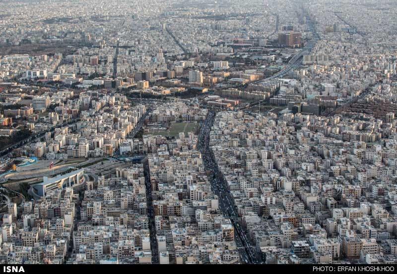 وقتی تهران دوستداشتنی میشود