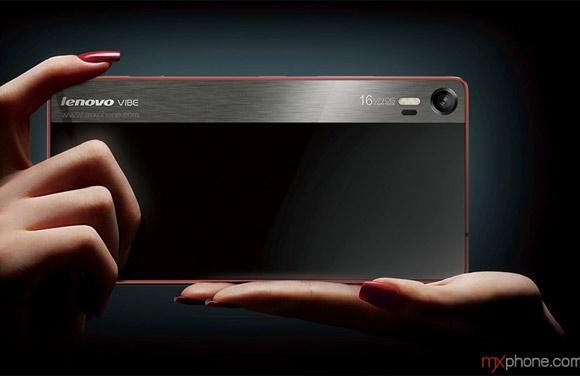 گوشی فوق العاده زیبای «لنوو وایب مکس»