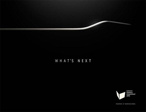 تصویر تاریکی از گلکسی اس 6 سامسونگ که اول مارس میآید/ ثبت اختراع گوشی با دولبه خمیده
