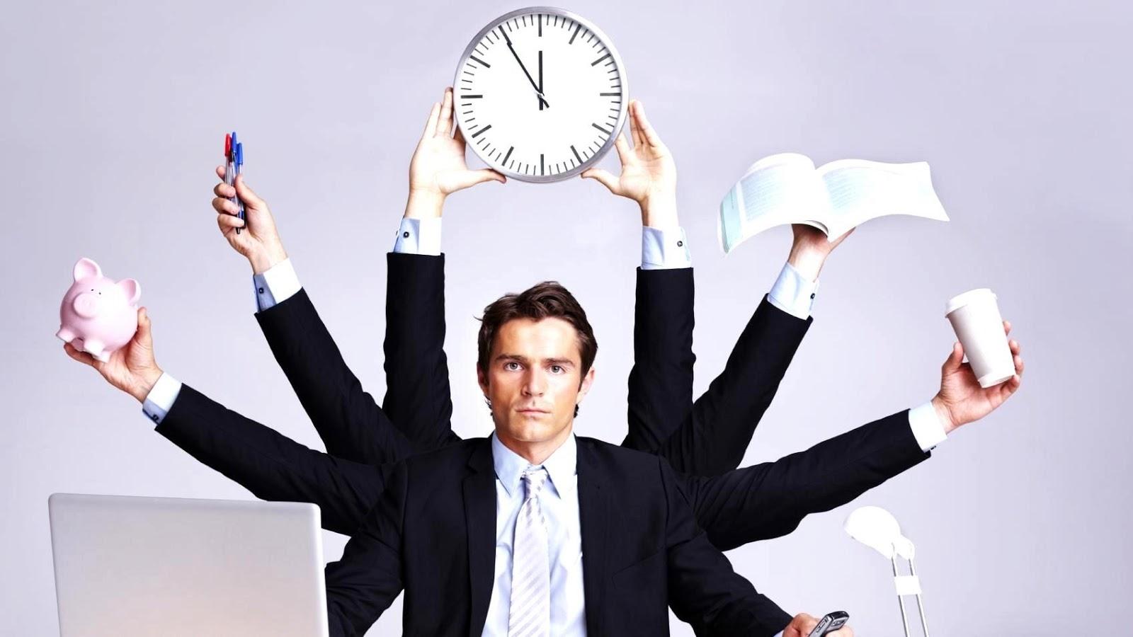 چگونه می توان روزهای پرکار آخر سال را مدیریت کرد؟