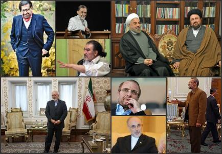 خوش تیپ ترین سیاستمداران ایران چه کسانی بودند؟/ رئیس جمهوری که عبای نجفی دوست دارد