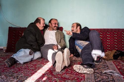 محسن تنابنده عید به سینما میآید؟ / تارهترین عکسهای رضا عطاران در «گینس»