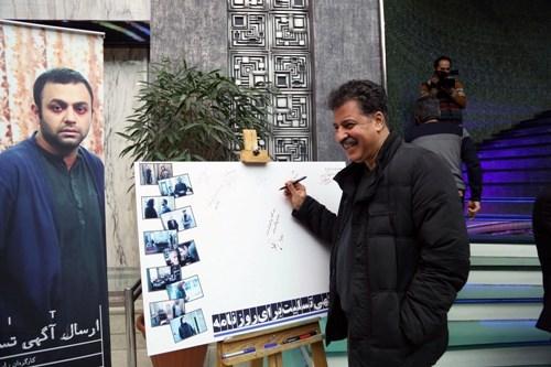 کیانوش عیاری: بغض صدای شهاب حسینی مرا جذب کرد