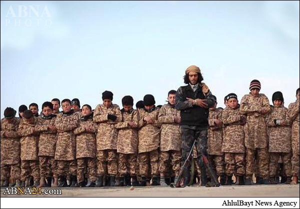 آموزش کودکان داعش برای فتح پایتخت ایتالیا