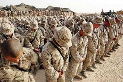 واشنگتن به دنبال تشکیل نیروی چند ملیتی برای حمله زمینی به عراق و سوریه است