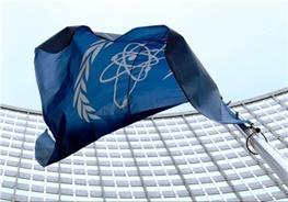 سازمان انرژی اتمی, آژانس بین المللی انرژی اتمی