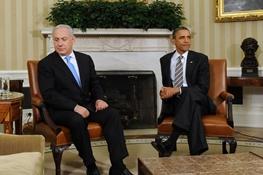 بنیامین نتانیاهو,باراک اوباما