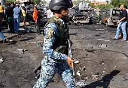 انفجار بمب در عراق,عراق