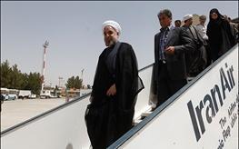 حسن روحانی,محمود احمدی نژاد,سفرهای استانی دولت