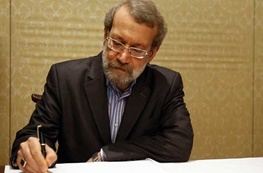 علی لاریجانی, داود احمدینژاد, محمود احمدی نژاد