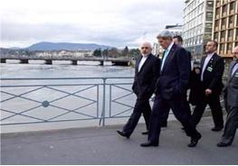 وزارت خارجه, ایران و آمریکا, وزیر خارجه آمریکا, دیدار ظریف و کری