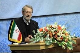 22 بهمن,علی لاریجانی
