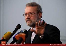 اقتصاد ایران,تحریم اقتصادی,علی لاریجانی
