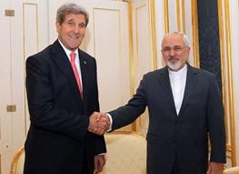 محمدجواد ظریف,جان کری,ایران و آمریکا