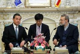 ایران و چین,مذاکرات هسته ایران با 5 بعلاوه 1,علی لاریجانی