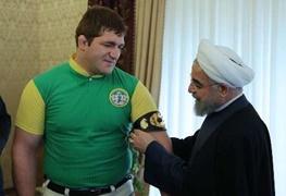 حسن روحانی,وزارت ورزش و جوانان
