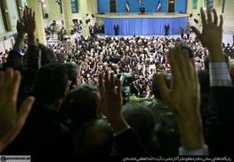 مذاکرات هسته ایران با 5 بعلاوه 1,تحریم اقتصادی,آیتالله خامنهای رهبر معظم انقلاب
