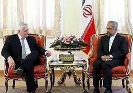 مذاکرات هسته ایران با 5 بعلاوه 1,نروژ,محمد نهاوندیان