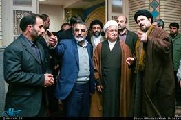 اکبر هاشمی رفسنجانی,سید حسن خمینی