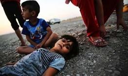 داعش,کودکان