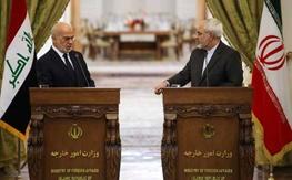 محمدجواد ظریف,ایران و عراق