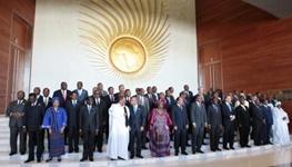 علی بحرینی,ایران و آفریقا,اتحادیه آفریقا