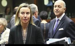 داعش,اتحادیه اروپایی,فدریکا موگرینی