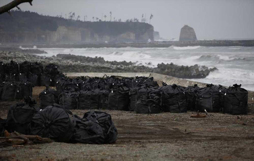زباله های آلوده به رادیواکتیو